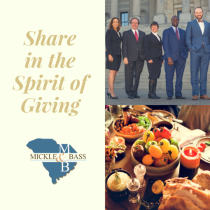 Mickle & Bass give back to the community this Thanksgiving