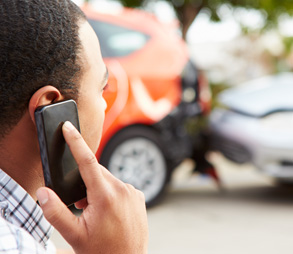 You should call an auto wreck law firm in South Carolina if you were in a car collision